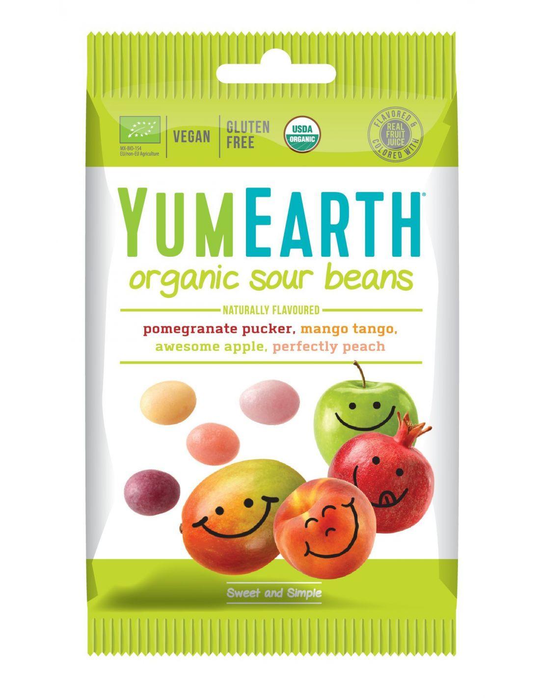Sour Beans kommid