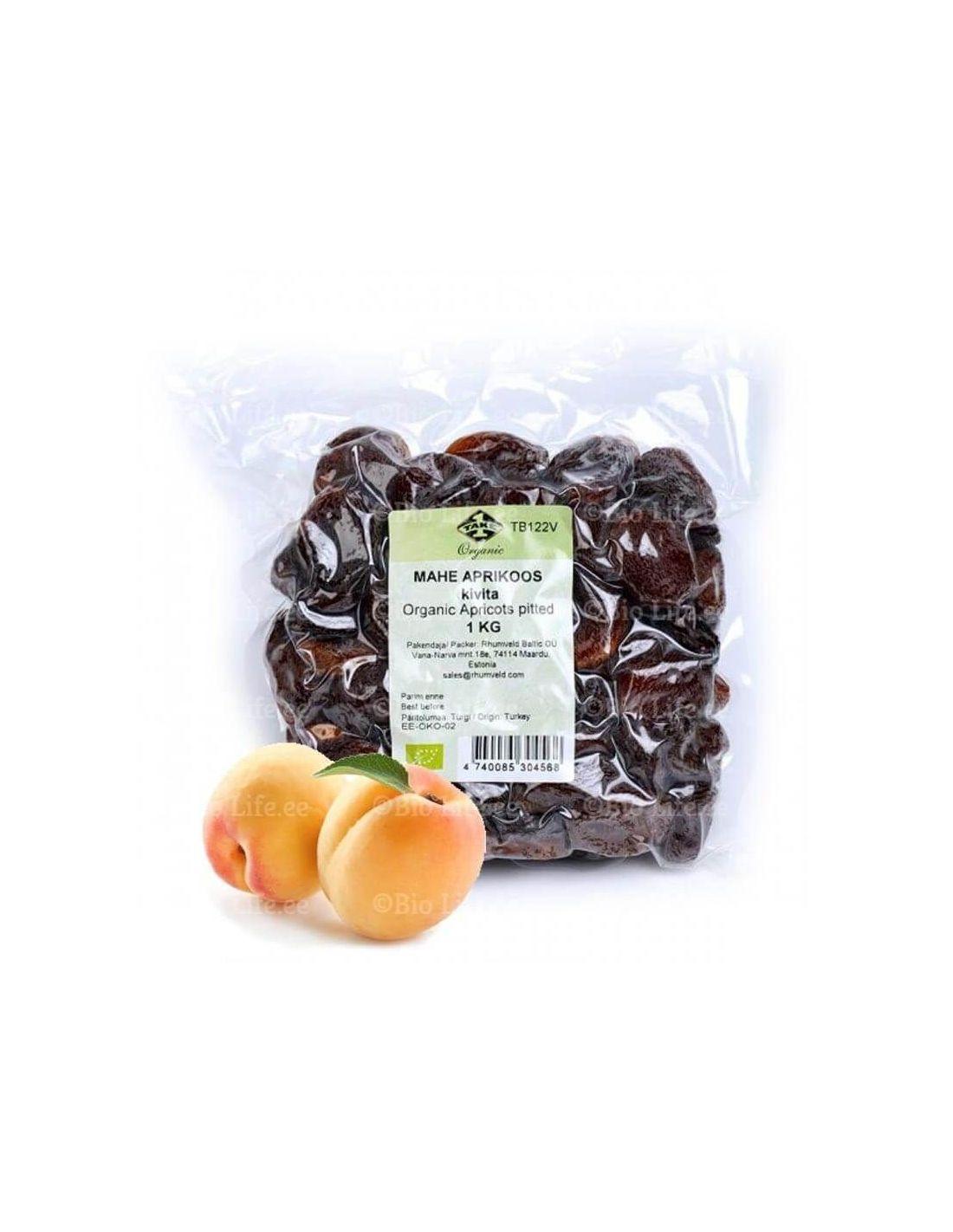 Mahe aprikoos, kivita 1kg
