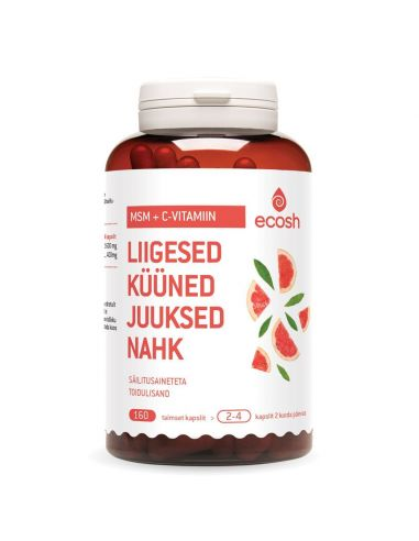 MSM + C vitamiin
