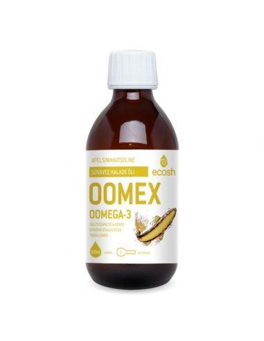 Oomega 3, Oomex