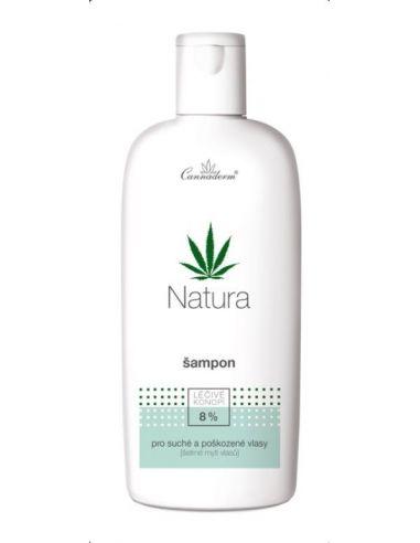 Šampoon kuivadele kahjustatud juustele 200ml