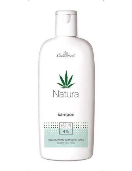 Šampoon rasustele ja normaalsetele juustele 200ml