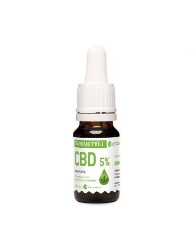 CBD õli 5% 10ml