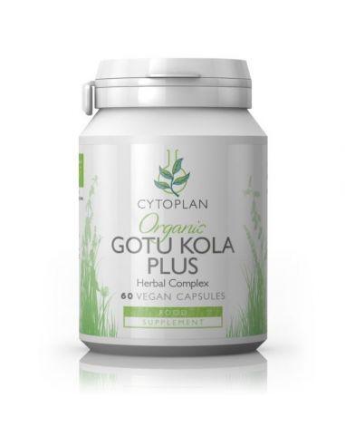 Cytoplan Organic Gotu Kola
