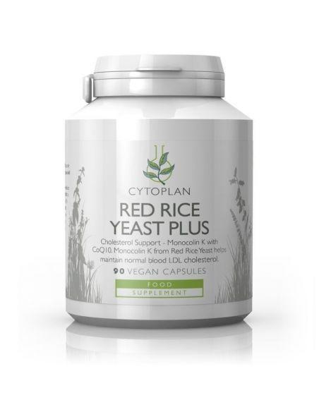 Cytoplan Red Rice Yeast Plus