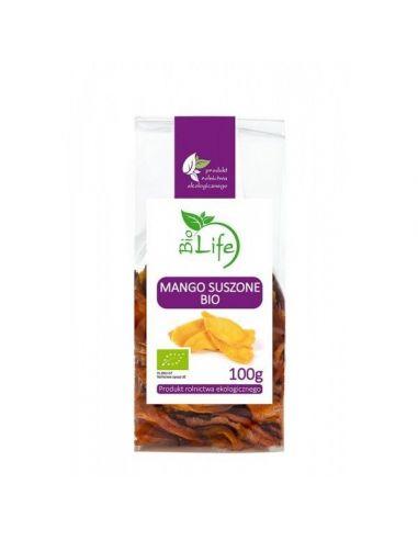 Mahe mango kuivatatud 100g