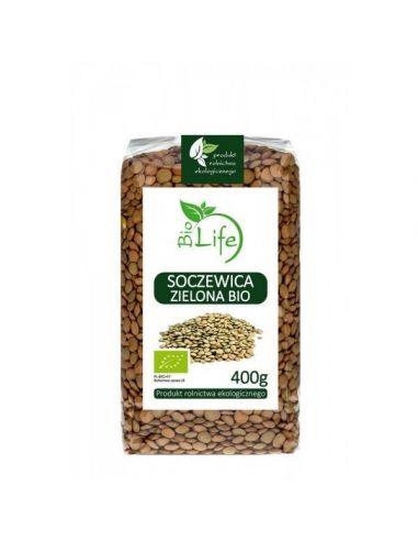 Mahe rohelised läätsed 400 g
