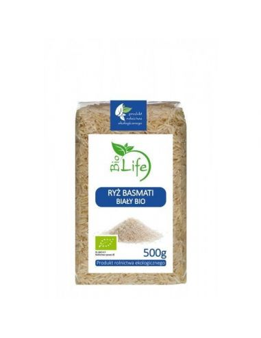 Mahe valge basmati riis 500g