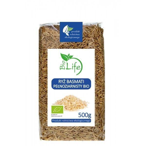 Mahe täistera basmati riis 500g