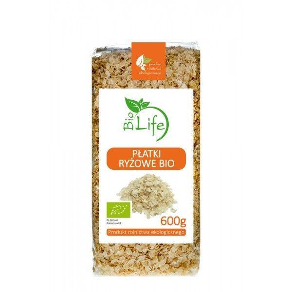 Mahe riisihelbed 600g