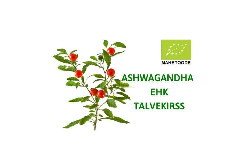 Mahe ashwagandha 60 tbl