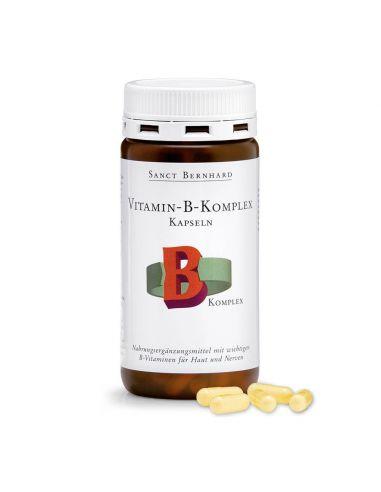 B-vitamiinide kompleks 150kps