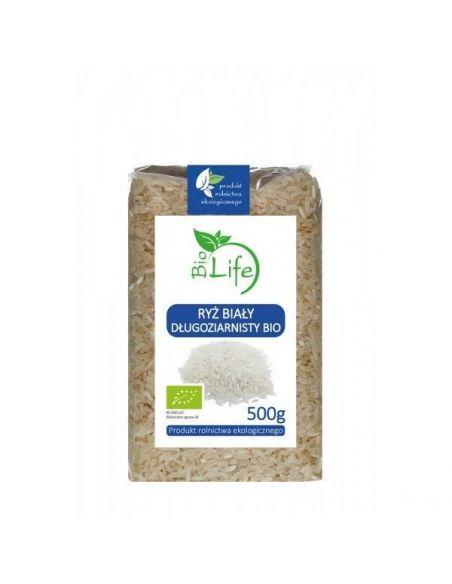 Mahe pikateraline valge riis 500g