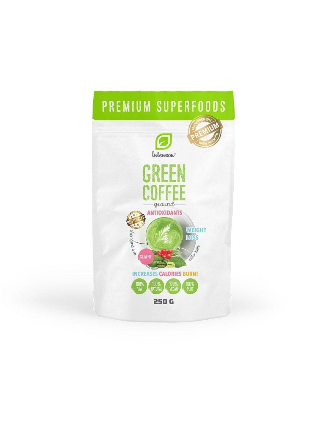 Roheline kohvi 250g