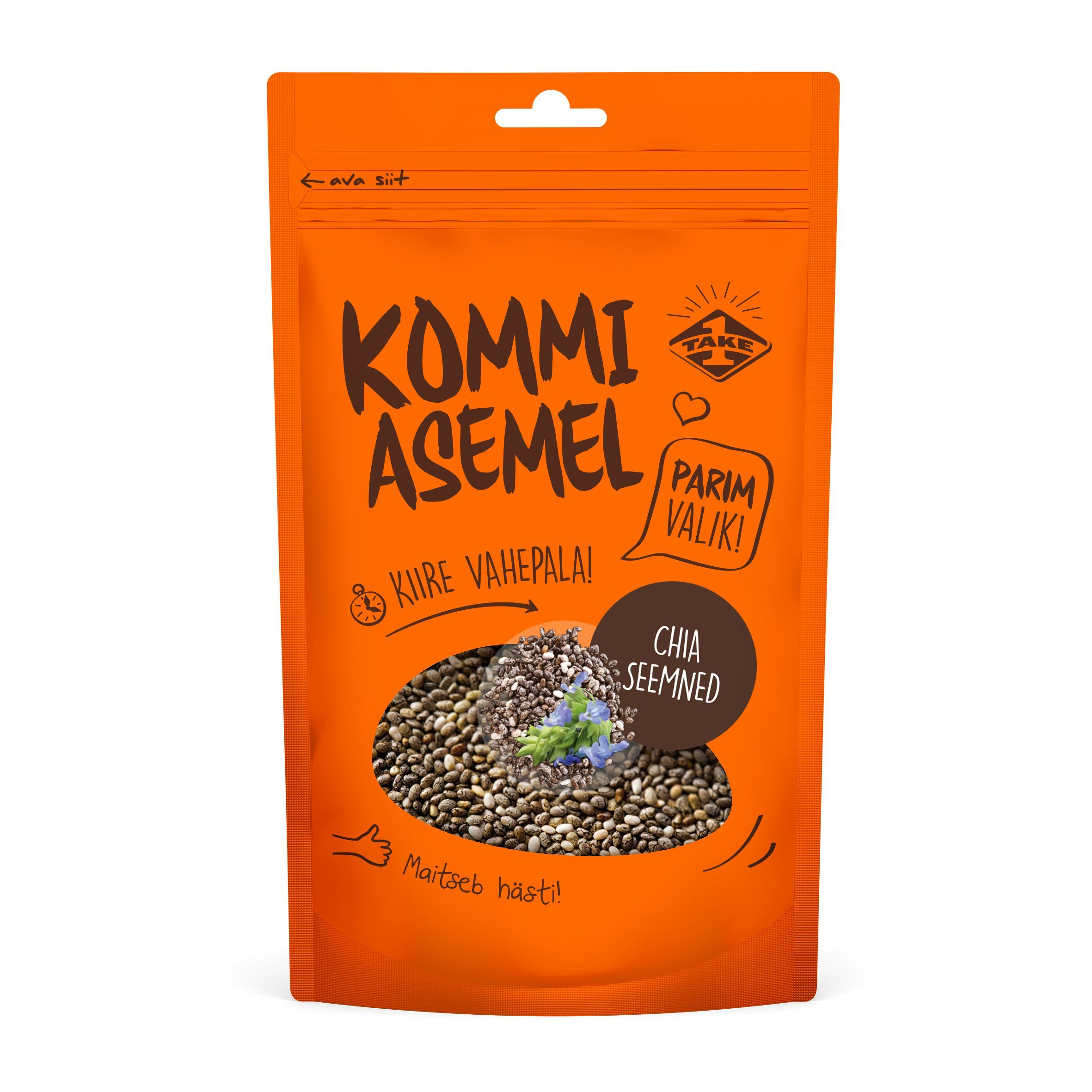 Chia seemned, 200g
