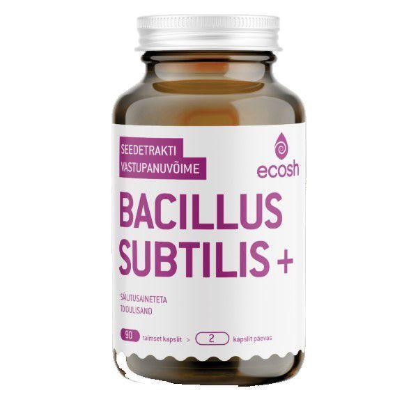 Bacillus Subtilis Plus