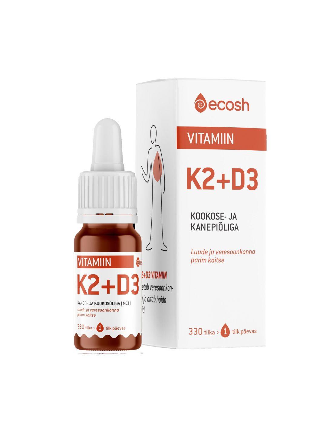 Vitamiin K2+D3