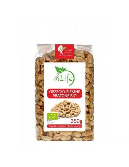 Mahe maapähklid, röstitud 350g