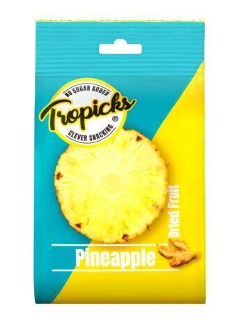Kuivatatud ananass 100g