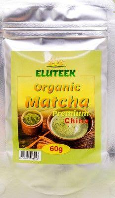 Mahe Matcha roheline tee 60g