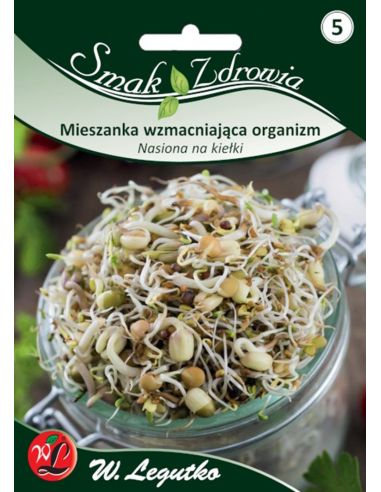 Organismi tugevdav seemnesegu...