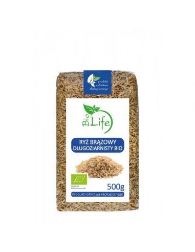 Mahe pikateraline pruun riis 500g