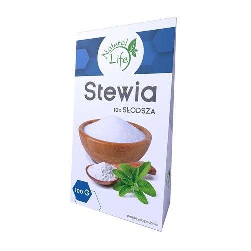 Stevia suhkur 100g