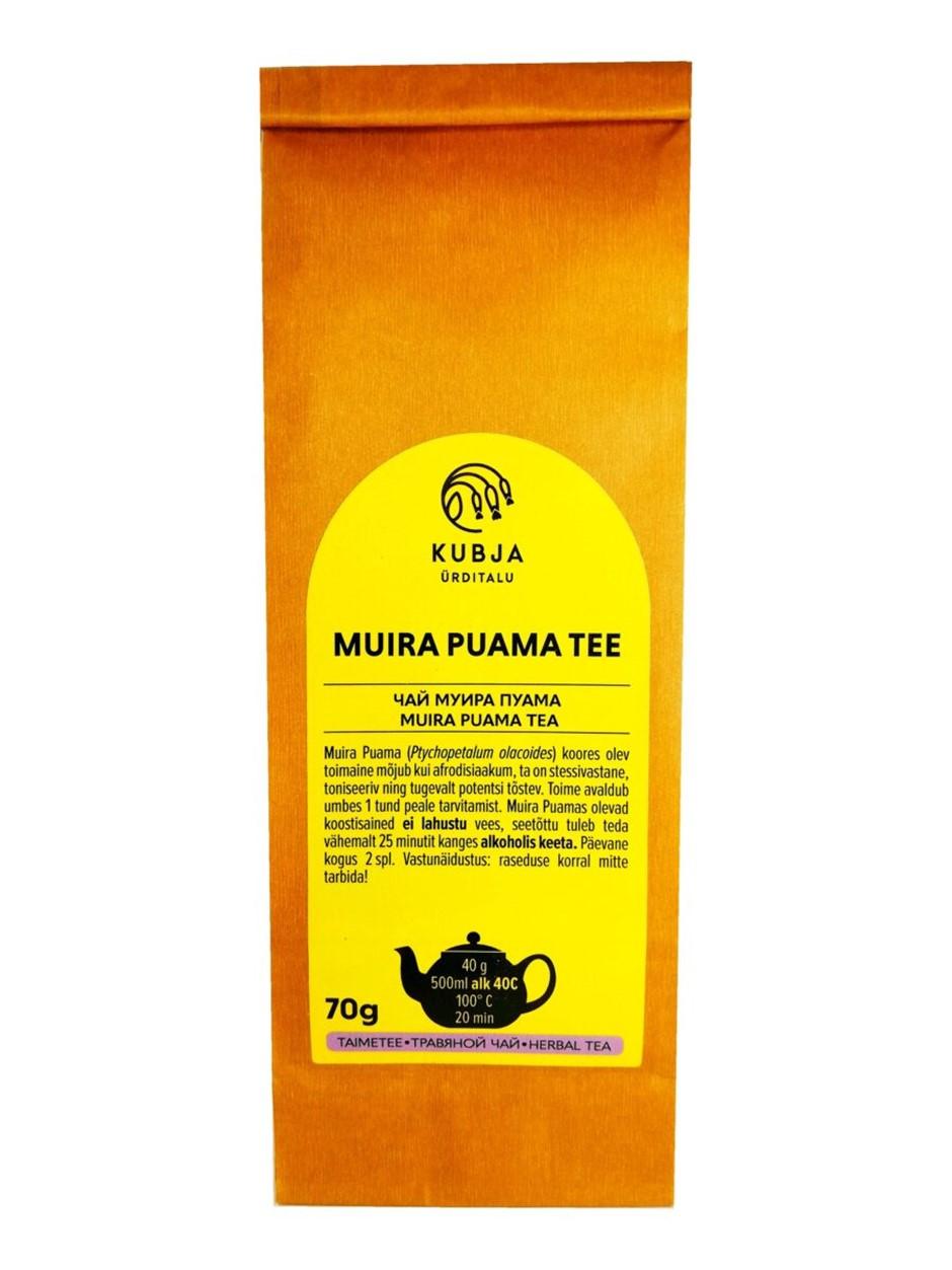 Muira Puama tee 70g