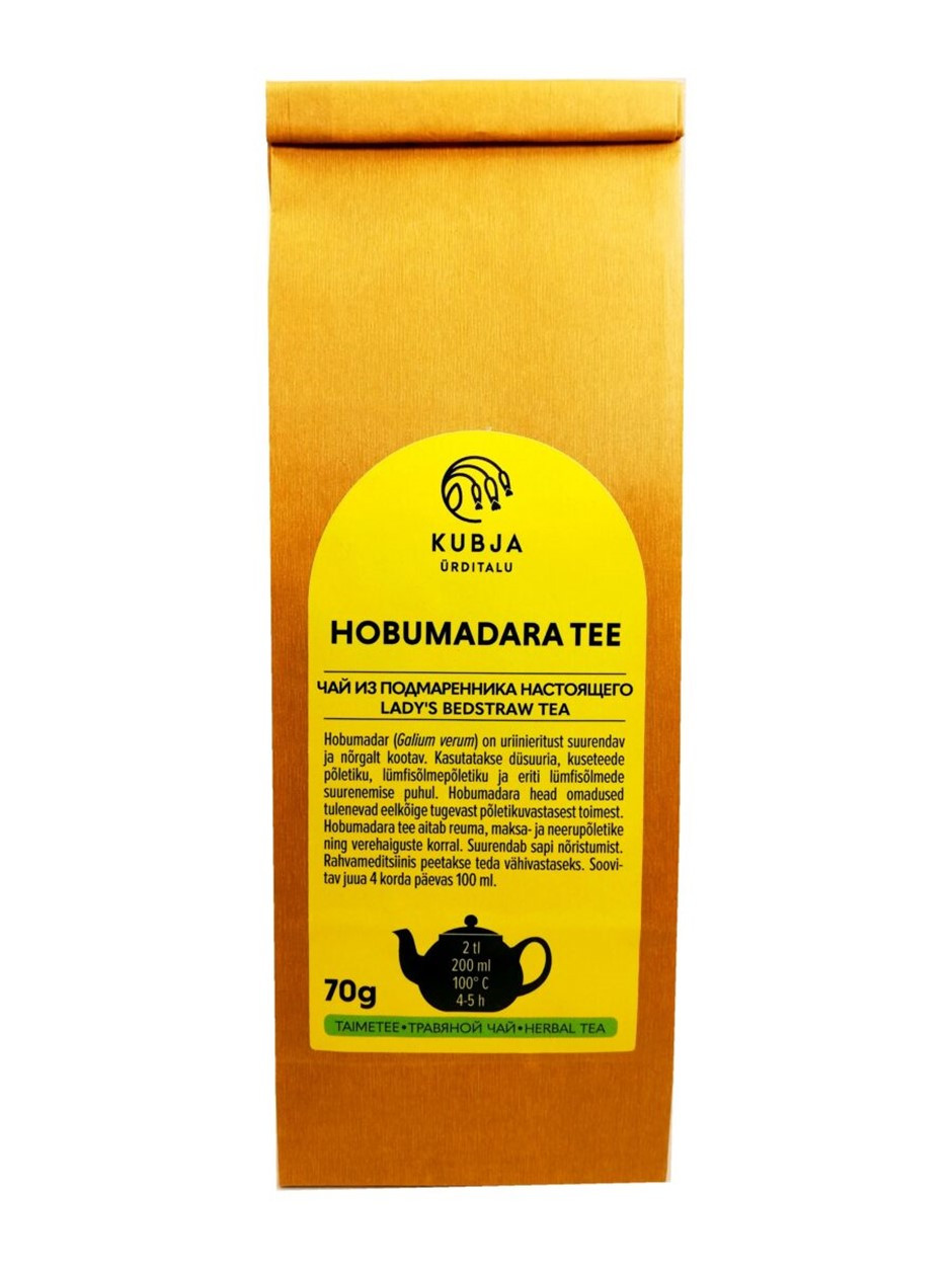 Hobumadara tee 70g