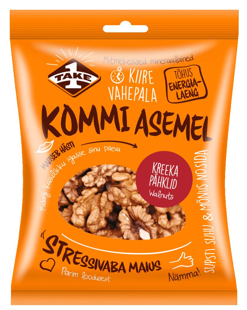 Kreeka pähklid 100g