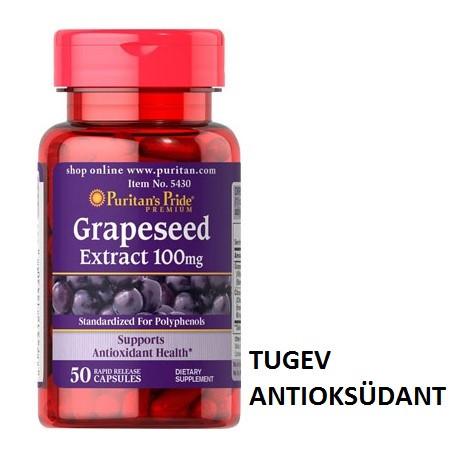 Viinamarjaseemne ekstrakt...