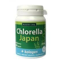 Klorella Kollageeniga 200mg 250 Tabletti