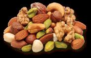 Mahe (öko) pähklid