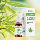 🌿VITAMIIN D3 7400 KANEPIÕLIGA  🌞Soovime päikesepuudutust pikendada ja pakume taas 1=2 kampaaniat Ecoshi D3 vitamiinidele.  Kampaanias on kõik Ecosh D3 vitamiinid!  D3-vitamiin on vajalik vitamiin sügis-talvisel perioodil, eriti päikesevaesele Põhja-Euroopa rahvastikule.  D3 vitamiin toetab immuunsüsteemi, luude ja hammaste ehitust ning närvisüsteemi ja ainevahetuse normaalset talitlust.  Sobib kogu perele kasutamiseks.  Loe rohkem D-vitamiini kasulikest omadustest 👉 https://biolife.ee/toidulisandid/285-vitamiin-d3-7400-kanepioliga-bio-life-ecosh.html  #biolife #ecosh #kampaania #dvitamiin