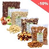 🌰🥜Paljud MAHE pähklid -10% soodsamad!  Kasuta võimalust🤩  3 head põhjust, miks süüa igapäevaselt pähkleid:  💚Rikkalikult mineraalaineid ja kiudaineid 🧡Ohtralt vitamiine ja toitainete rikkad 💛Hoiavad rõõmsa ja energilisena  #biolife #mahepähklid #mandlid #indiapähkel #parapähkel #sarapuupähkel #kreekapähkel #maapähkel